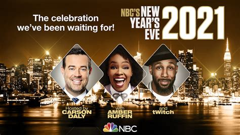 Countdown to 2021: Your guide to New Year's Eve TV