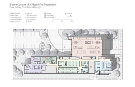 Engine Company 16 FireHouse / DLR Group | ArchDaily
