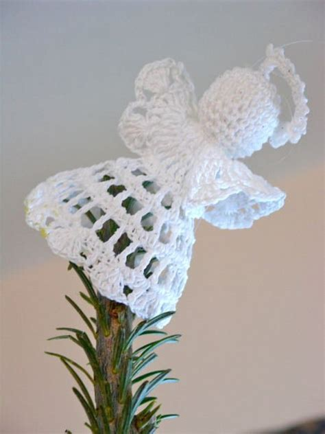 Over 20 Free Crochet Angel Patterns | HubPages