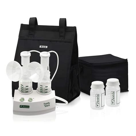 NEW AMEDA PURELY YOURS DOUBLE ELECTRIC BREAST PUMP DDBP