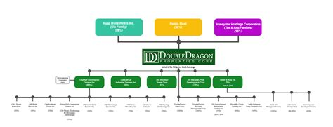 Conglomerate Map   DoubleDragon Properties Corp