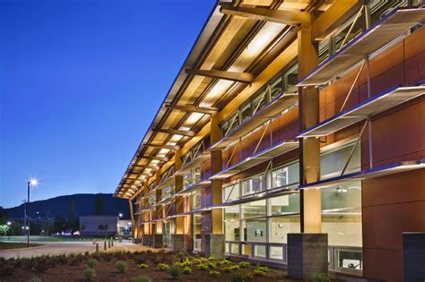 Okanagan College Centre of Excellence in Sustainable Building