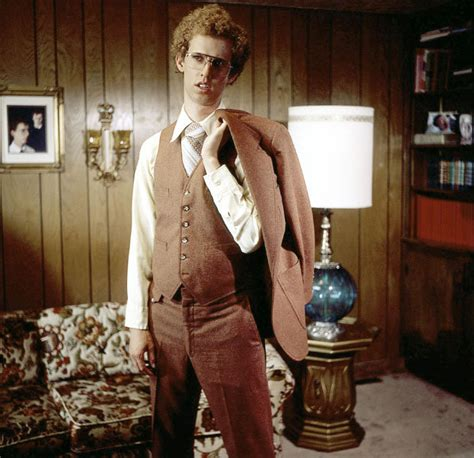 Napoleon Dynamite Jon Heder is quite hot and not nearly as