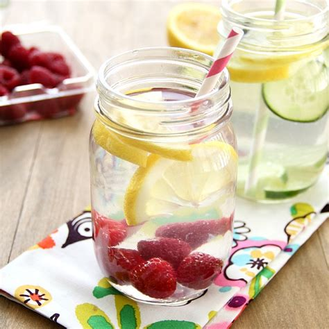 Fruit Infused Water - Eat