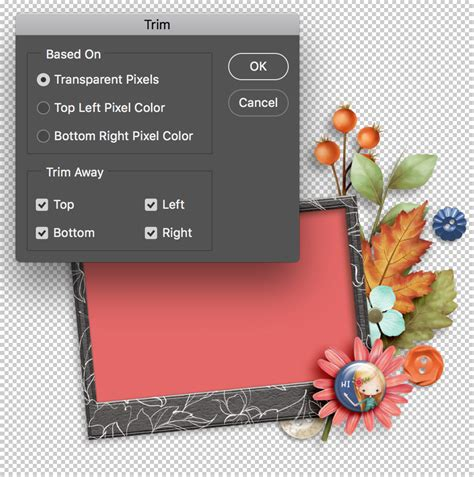 Tutorial Tuesday | Using the Trim Command in Photoshop