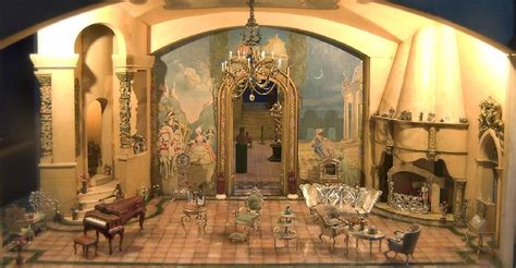 The Most Expensive Dolls House in History - the Fairy