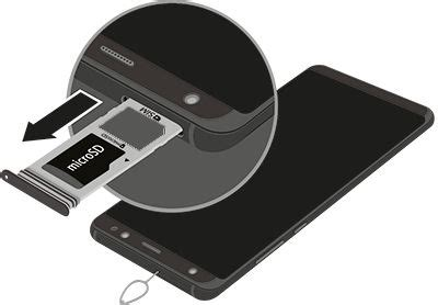 Insert and Remove the SIM Card for Your Galaxy S8 & S8+