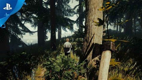 The Forest release date narrowed down for PS4