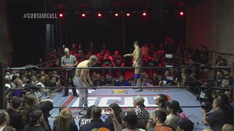 GCW: Curtain Call (Farewell to Joey Janela) - Official PPV