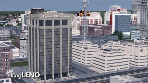 Lipscomb Pitts Insurance Mod for Cities Skylines
