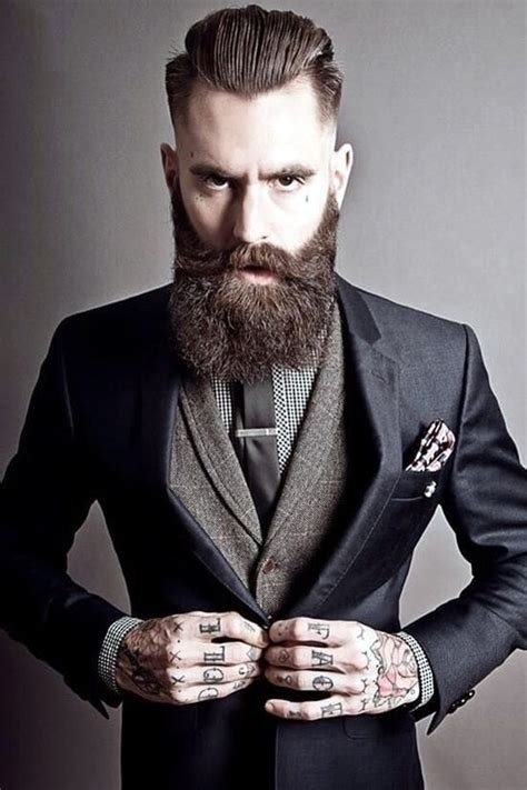 Facial Hair Styles-30 Best Beard styles 2018 with Names