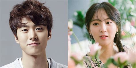 Gong Myung and Jung Hye-sung Admitted They're Dating in