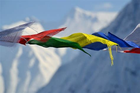 Meanings Of Different Colours In Tibetan Buddhism - Look4ward