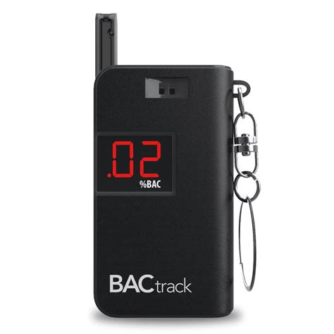 BACtrack Ultra-Portable Personal Keychain Breathalyzer