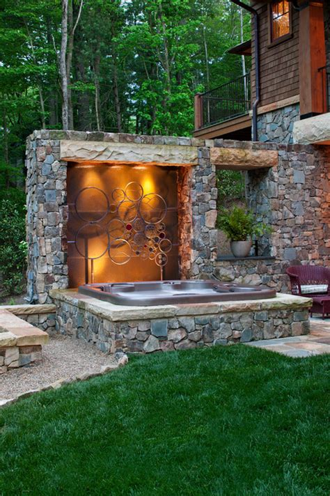 5 Stunning Hot Tubs Designs for your Inspiration ~ Hot Tub