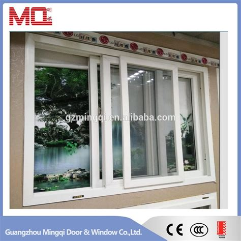 Latest Design Sliding Window Grill Design With Arch - Buy