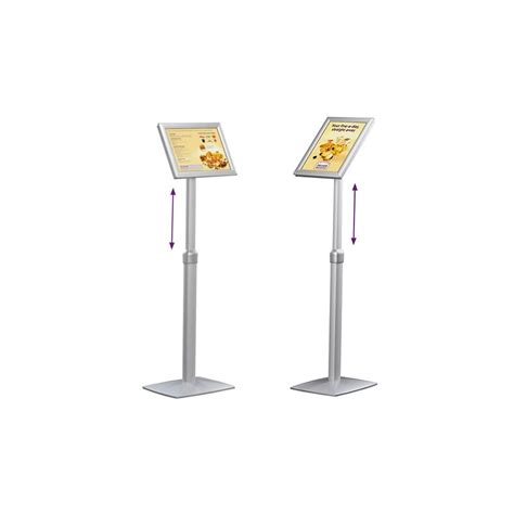 Free Standing Menu Board - A3 or A4 Display Stand