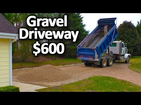 Ordinance Change Banning Gravel Driveway Additions Tabled