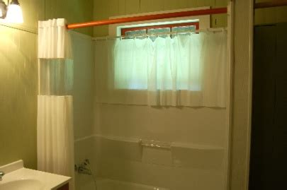 Window Curtain Concepts For Bathrooms | Dreams House Furniture