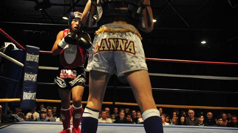 Mandurah fighters hold their own at local Muay Thai fight