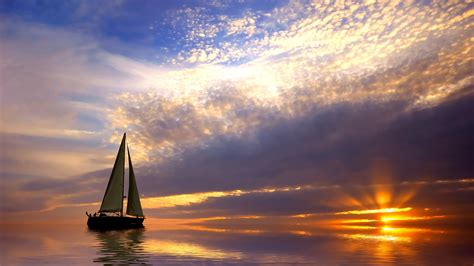 28+ HD Sailing Ship Wallpapers, Backgrounds, Images