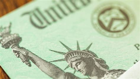 Stimulus check: When can I expect it in the mail? | kcentv