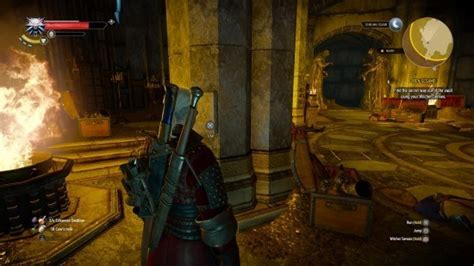The Witcher 3: Hearts of Stone - Open Sesame Quest Guide