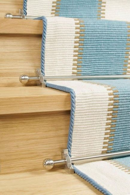Stair Runners and Rods   Contemporary Stair Runners & Rods