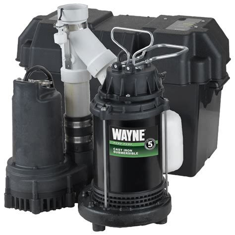 Wayne Pumps   Durable, Reliable, Worry Free