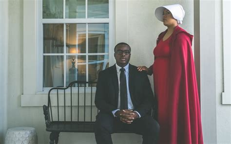 Couple Faces Backlash After Posting Handmaid's Tale