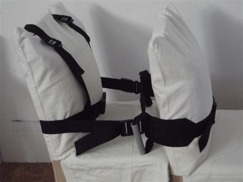 Safety Belt & Child Harness – Four Seasons Canvas Awnings