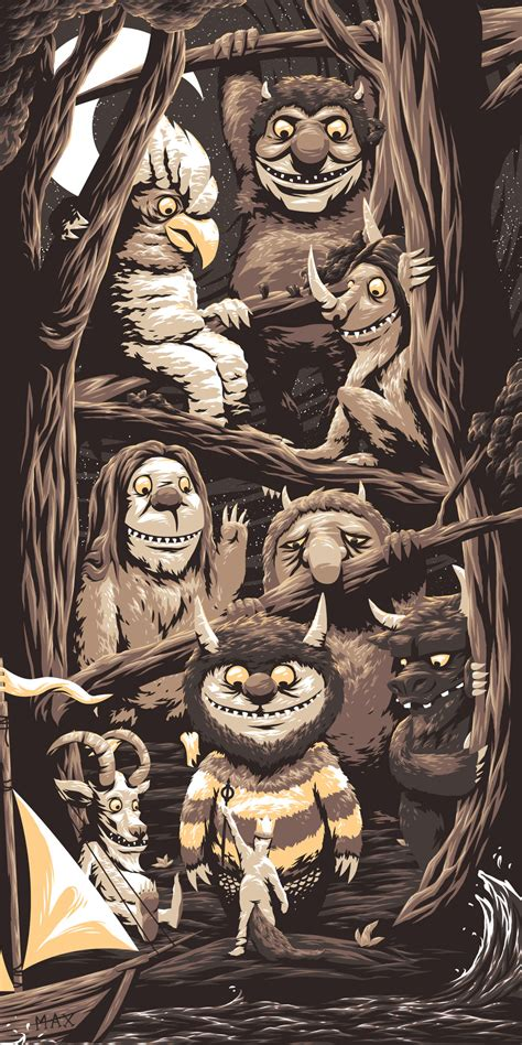 """Florey Announces """"Where The Wild Things Are"""" With"""