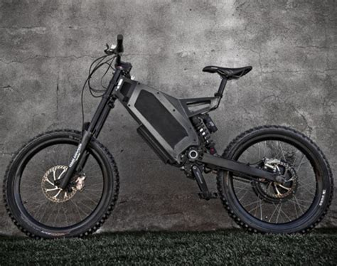 Stealth Electric Bikes - Bomber Bicycle - Freshness Mag