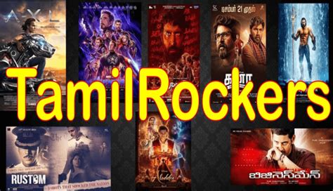 Tamilrockers New Link 2020: Download Latest Tamil movies