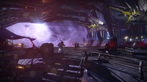 'Destiny' Teases New Social Space, Full 'The Reef' Reveal