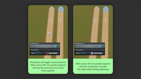 Parallel Road Tool Mod for Cities Skylines | Sim Junkie