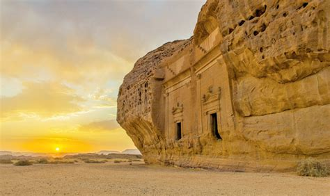 Saudi Arabia's Al-Ula will be unveiled to the world 'once