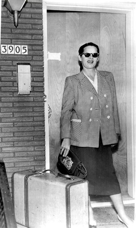 Infamous Virginia Hill lived briefly in southern edges of