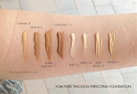 Tom Ford Beauty Traceless Perfecting Foundation SPF15