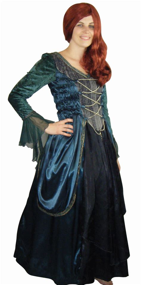 MAID MARION MEDIEVAL COSTUME HIRE MELBOURNE