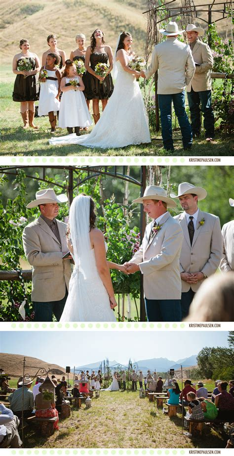 Ranches and Rings and Sweet Wedding Things - {Kim and