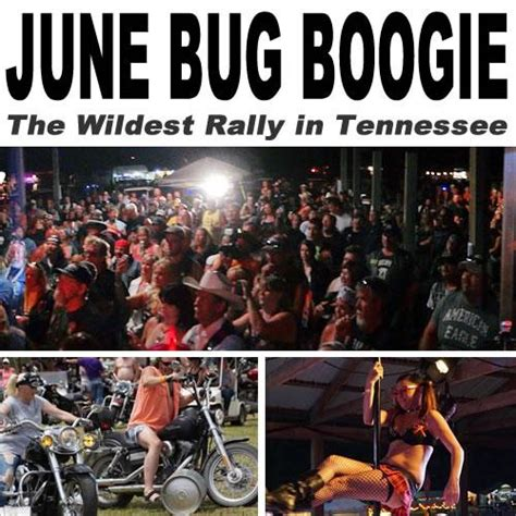 June Bug Boogie - Spring Motorcycle Rally - CycleFish