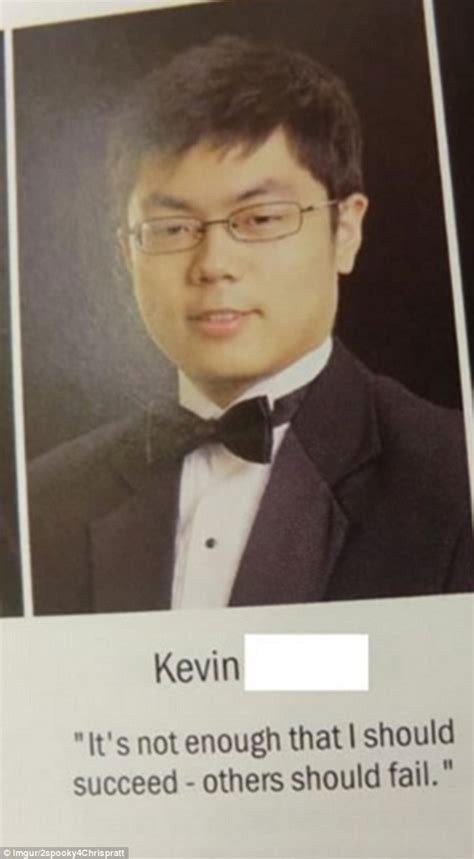 Are these the funniest school yearbook entries yet