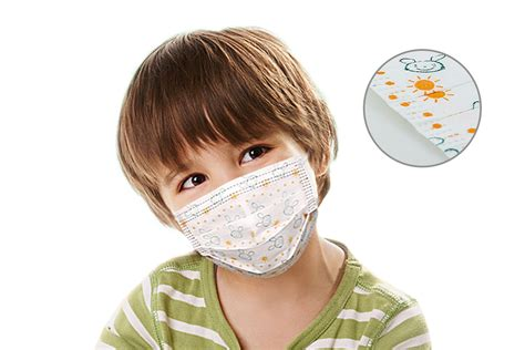 3 Ply Kids Protective Disposable Face Mask (50 Pack