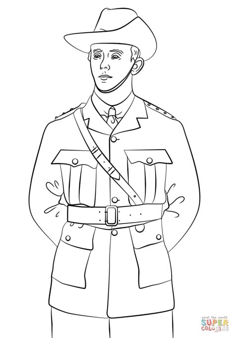 Printable Soldier Coloring Pages - Coloring Home