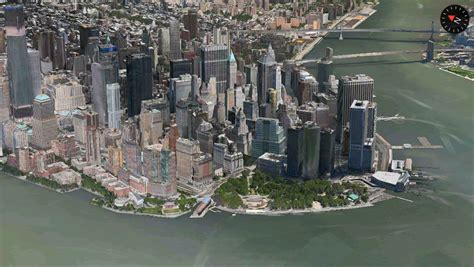 The full list of 3D cities in Apples Maps app for iPhone