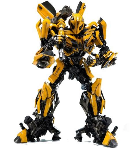Transformers The Last Knight - Bumblebee - Premium Scale