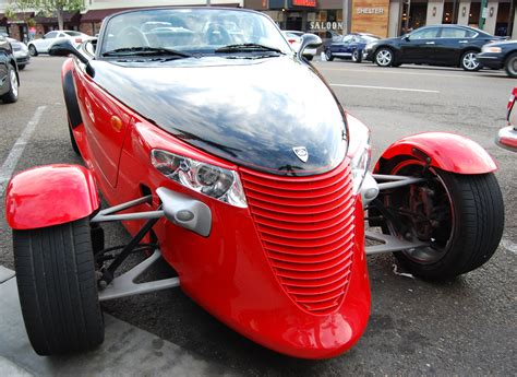 Plymouth Prowler Roadster - Gasers
